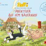 Raffi und seine tierischen Freunde. Abenteuer auf dem Bauernhof. Cover - einzelne Seite