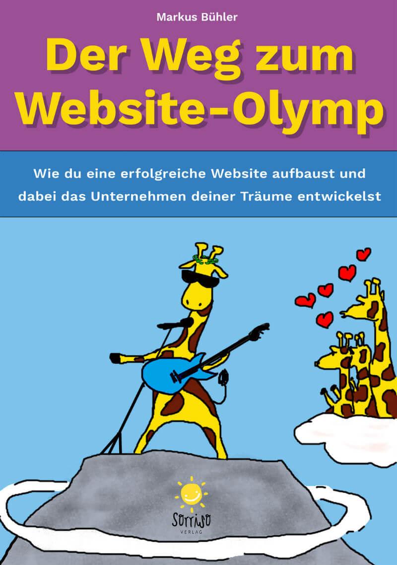 Der Weg zum Website Olymp Markus Bühler